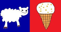 Jesse Gibbs NZ flag from New Zealand's new flag: 15 quirky contenders New Zealand Flag, Buy Flags, Kiwiana, North Vancouver, Weird And Wonderful, Alien Logo, The Guardian, Sheep, Playing Cards