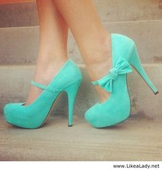 Turquoise Stiletto Heels Platform Mary Jane Pumps Turquoise Stiletto Heels Platform Mary Jane Pumps Cute Almond Toe Platform Heels Pumps With Bow Women's Fashion Shoes For Ladies High Heels Boots, Bow Heels, Cute Heels, Stiletto Heels, Shoe Boots, Shoes Heels, Ugg Boots, Louboutin Shoes, Prom Shoes