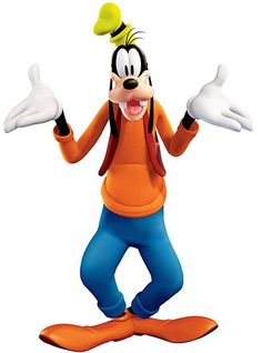 cartoon character goofy | Mickey Mouse Clubhouse