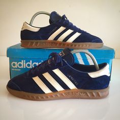 adidas Hamburg 1982 made in Yugoslavia