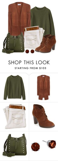 """Untitled #1253"" by gallant81 ❤ liked on Polyvore featuring Toast, Vince Camuto and Rebecca Minkoff"
