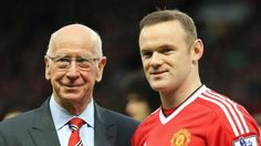 "Sir Bobby Charlton says Wayne Rooney is ""a true great for club and country"" after the striker broke his Manchester United all-time goalscoring record.  Rooney's injury-time equaliser at Stoke on Saturday was his 250th for United, breaking Charlton's 44-year-old record.  ""I would be lying to say that I'm not disappointed to have lost the record,"" Charlton, 79, told the United website."