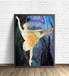 Check out this item in my Etsy shop https://www.etsy.com/listing/471946174/ballerina-art-poster
