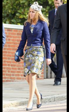 Princess Beatrice arrives for a thanksgiving service for the late Queen Mother and Princess Margaret at St George's Chapel in Windsor on March Members of the British royal family attended. Get premium, high resolution news photos at Getty Images Princess Eugenie And Beatrice, Princess Margaret, Royal Princess, Princesa Real, Princesa Diana, Windsor, Support Tights, Eugenie Of York, Style Royal