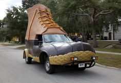 L.L. Bean Bootmobile (2012)