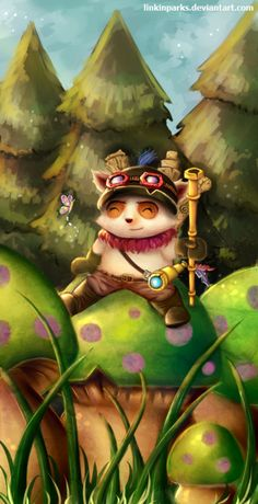 League of Legends - Art, Cosplay, GIFs, Guides