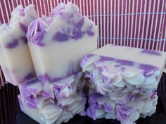 Wild Orchid soap