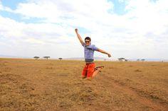 KJS @ Serengeti National Park, Tanzania