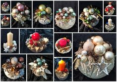 Kreative Mitbringsel aus Beton: Vorfreude auf Weihnachten bei Betonplausch Layered Bob Short, Layered Bob Hairstyles, Concrete Crafts, Container Plants, Plant Containers, Homemade Christmas Gifts, Plant Holders, Ornament Wreath, Diy And Crafts