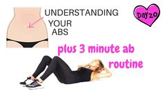 FIND OUT THE ONLY WAY TO LOSE BELLY FAT - 3 MINUTE AB WORKOUT ROUTINE ...