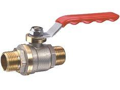 TEN 1020 brass ball valve