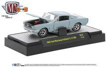 M2 Machines 1:64 Detroit Muscle Release 37 1965 Ford Mustang Fastback 2+2 200