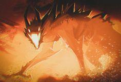 Sahba Setareh в Instagram: «Firestorm! I love drawing dragons, there's so much you can do with them . . . . #digitalartist #dragon #artistsoninstagram #dragonart…» Dark Creatures, Magical Creatures, Fantasy Creatures, Fantasy Character Design, Character Design Inspiration, Fantasy Beasts, Fantasy Art, Creature Drawings, Fantasy Monster