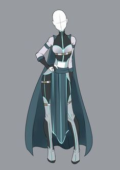 Ideas For Drawing Clothes Ideas Character Design Dress Drawing, Drawing Clothes, Character Design Inspiration, Mode Inspiration, Anime Outfits, Cool Outfits, Kleidung Design, Warrior Outfit, Jedi Outfit