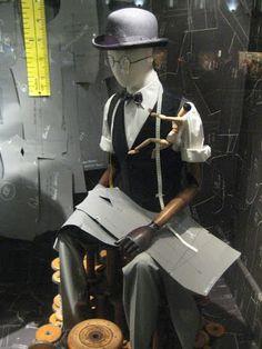 www.retailstorewindows.com: Hackett, London