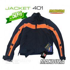 € 89 Giacca Moto Maxdura
