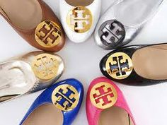 So classy-love Tory Burch flats! Perfect for your next interview, lunch date or class presentation.