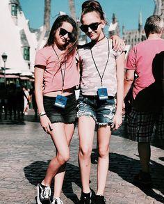 My two fav girls