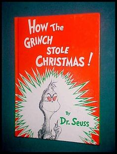 How the Grinch Stole Christmas! (Classic Seuss): Dr. Seuss: 9780394800790: Amazon.com: Books
