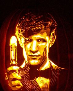 Matt Smith | 38 Pumpkins Carved Like Famous People