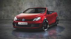 #Volkswagen Golf GTI Cabriolet