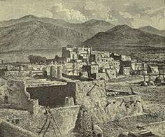 3 4 February 1847 Siege Of Pueblo De Taos The Taos Revolt Was