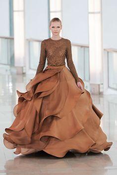 Stephane Rolland Spring 2015 - Amazing Skirt
