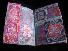 """Joanne Sharpe's """"Joy Journal"""""""