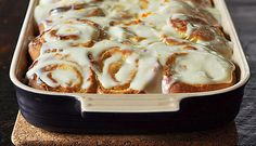 Sticky lemon rolls with lemon cream cheese glaze Makes 12 large breakfast rolls  Lemon roll dough: 3 lemons 1 envelop...