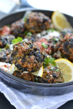 Spread the loveIt meatballs season, right? (PLUS time for a BIG revelation!) Well, I decided it is meatballs time ! You guys know my obsession with spinach and finger food, don't you? But seriously those turkey spinach meatballs exceeds all my previous healthy appetizers recipes – I believe! – and I just ranked it in...Read More »