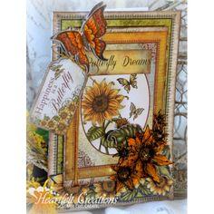 Heartfelt Creations - Butterfly Dreams Project