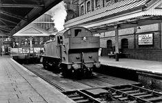 Disused Stations: Birmingham Moor Street Station Diesel Locomotive, Steam Locomotive, Steam Trains Uk, Birmingham City Centre, Train Platform, Disused Stations, Steam Railway, Abandoned Train, Train Times