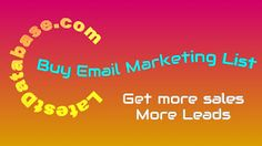 http://www.sellingmaterial.com/2016/06/21/achieve-effect-email-database-marketing-mailing-list/