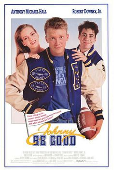 """""""Johnny Be Good"""" movie @rachelrroyer - do you remember this movie? I forgot all about it until I caught it on tv last weekend. :)"""
