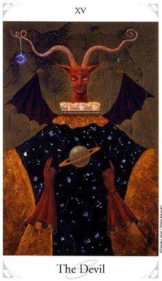 Symbolsysteme: XV Der Teufel - Leben wir in Abhängigkeiten?