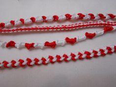 101 Macrame Bracelet Patterns, Macrame Bracelets, Hobbies And Crafts, Diy And Crafts, Fun Crafts, Felt Magnet, Crochet Accessories, Plexus Products, Crochet Flowers