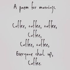 No offense but coffee first..  #needcoffee Coffee Talk, Coffee Is Life, I Love Coffee, Black Coffee, Coffee Coffee, Coffee Lovers, Coffee Break, Morning Coffee, Motivational Movie Quotes
