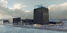 Guggenheim Museum of Helsinki by Moreau Kusunoki Architectes / ArtefactoryLab