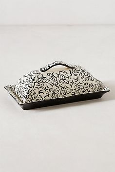 Attingham Butter Dish - anthropologie.com