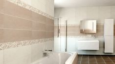 Zalakerámia - LANA Alcove, Bathtub, Bathroom, Rooms, Ideas, Standing Bath, Washroom, Bedrooms, Bathtubs