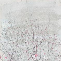"Marmont Hill - ""Adagio Xvii"" by Aryai Painting Print on"