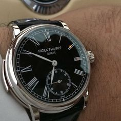 Patek Philippe 5078P Minute Repeater