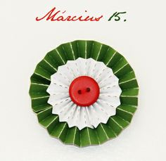 március 15 School Decorations, March, Diy, Style, Creative, Swag, Bricolage, Do It Yourself, Homemade