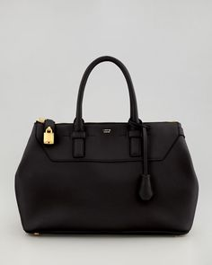 Tom Ford - Petra Leather Satchel