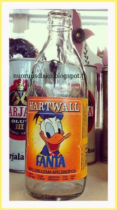 Hartwall Fanta Aku