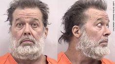 """A gunman who killed three people at a Planned Parenthood clinic in Colorado started firing in the parking lot -- unleashing bullets with a """"cold stone face."""""""