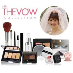 @Beauty High is giving away the entire e.l.f. Cosmetics The Vow Makeup Collection