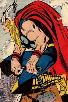 THE MIGHTY THOR #182 (Nov. 1970) •John Buscema & Joe Sinnott                                                                                                                                                     More