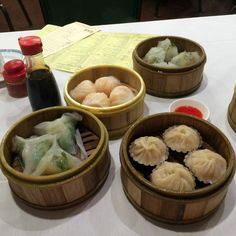 We loved the dim sum at the Great Eastern Restaurant in San Francisco's Chinatown: http://www.travelingwiththejones.com/2015/06/13/presidential-dim-sum-in-san-francisco/