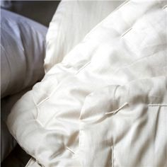 Warm Weather Natural Wool Comforters | bambeco twin, queen, king sizes